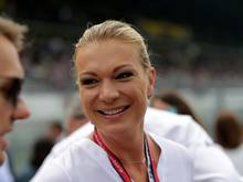 Höfl-Riesch traut Vicky Rebensburg den Weltcup-Sieg zu