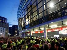 Rund 50 Kölner Anhänger sind in London negativ aufgefallen