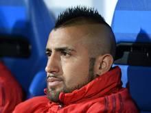 Bayern München moniert die Berichterstattung über Arturo Vidal