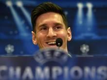 Lionel Messi prophezeit Marc-André ter Stegen eine goldenen Zukunft