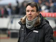 Ärgert sich über die FIFA: Heribert Bruchhagen