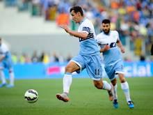 Miroslav Klose steht bei Lazio wohl vor dem Absprung