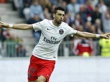 Javier Pastore schießt PSG mit Doppelpack an die Spitze