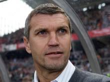 Thomas von Heesen wird neuer Trainer bei Lechia Danzig