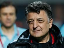 Vural ist bereits Ankaras fünfter entlassener Trainer