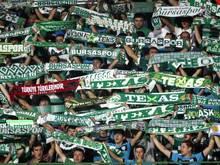 Fans von Bursa müssen auf die Europa League verzichten