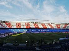 Würdiger Rahmen für das Copa-Endspiel: Das Estadio Vicente Calderón