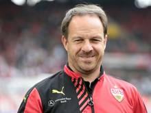 Zorniger testet mit dem VfB erfolgreich gegen Sandhausen