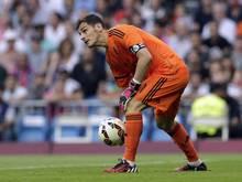 Casillas wird auch gegen Basel im Tor stehen