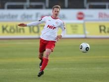 Lars Bender schoss das vierte Tor für Fortuna Köln