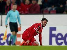 Wettlauf gegen die Zeit: Wird Leo Bittencourt rechtzeitig fit?