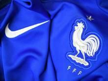 Frankreichs Fußballverband verlängert mit Ausrüster