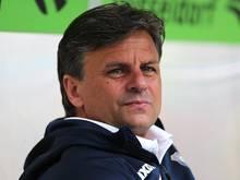 Falko Götz neuer Trainer bei Regionalligist Saarbrücken