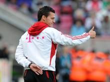 Thomas Wörle gewinnt mit seinem Team die Top-Begegnung