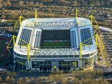 Signal Iduna Park um 700 Plätze vergrößert