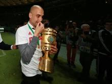 Guardiola feiert versöhnlichen Abschied mit Pokalsieg