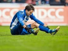 Magdeburgs Christian Beck wurde für zwei Spiele gesperrt