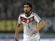 Sami Khedira  unterschreibt offenbar bei Juventus Turin