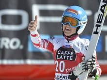Österreicherrin Elisabeth Görgl beendet ihre Karriere