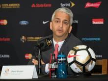 Sunil Gulati und die USA hoffen auf die WM 2026