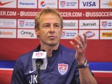 US-Coach Jürgen Klinsmann fehlt Jozy Altidore