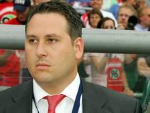 Ilja Kaenzig wird Generaldirektor beim FC Sochaux