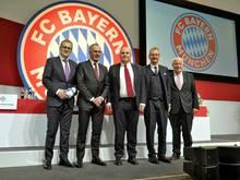 Bayern München steht geschlossen zusammen