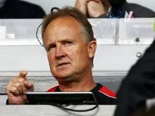 Sean O'Driscoll war bislang Co-Trainer beim FC Liverpool
