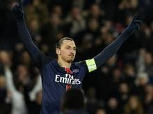 Grund zur Freude: Zlatan Ibrahimović bekommt eine kräftige Gehaltserhöhung