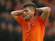 Huntelaar steht nicht im Aufgebot der Niederlande