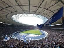 Das Olympiastadion kostet die Hertha ab 2017 deutich mehr