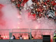 Einsatz von Pyrotechnik: Geldstrafe für Mainz 05