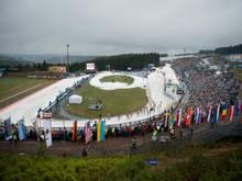 In Oberhof wird 2021 keine Biathlon-WM stattfinden