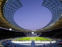Das Olympiastadion Berlin ist und bleibt Endspielort des DFB-Pokalfinals