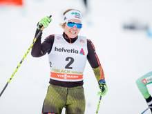 Olympia-Norm erfüllt: Sandra Ringwald