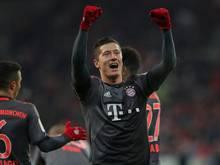 Lewandowski war in Mainz erneut doppelt erfolgreich