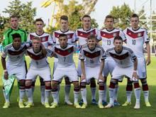 Deutschlands U17 unterliegt der spanischen Auswahl
