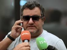 Stinkreich: Mino Raiola hat im Sommer eine Menge Geld verdient