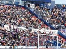 Levante bedankt sich nach Wiederaufstieg bei 12.500 Fans