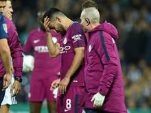 Erneut verletzt: İlkay Gündoğan von Manchester City