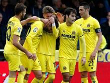 Bayer-Gegner Villarreal hat gegen Levante wenig Mühe