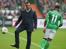 Elia war an beiden Bremer Treffern beteiligt