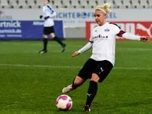 Ina Lehmann verlängert ihren Vertrag bis 2019