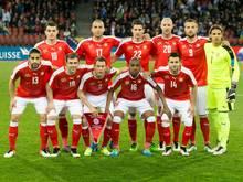 Im EM-Aufgebot der Schweiz stehen elf Bundesliga-Spieler