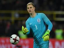 Hart vertritt Rooney als Englands Kapitän