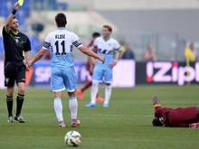 Klose-Klub Lazio verliert Stadtderby