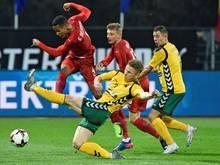 Ungefährdeter Erfolg für Tschechien gegen Litauen