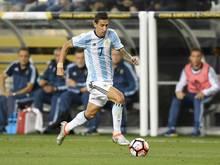 Ángel Di María fällt wohl für den Rest der Copa América aus