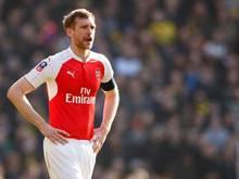 FA-Cup-Finale: Per Mertesacker könnte in Wembley spielen