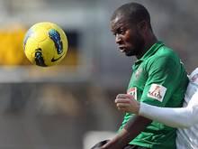 Vunguidica fehlt Wiesbaden gegen den Halleschen FC